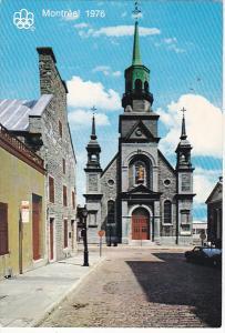 Canada Notre Dame de Bonsecours Church Montreal