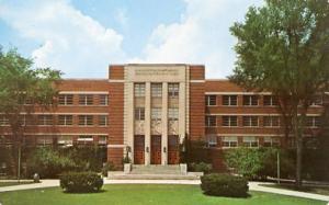 MI - East Lansing, Michigan State University,  Frederick Cowles Jenison Gymna...