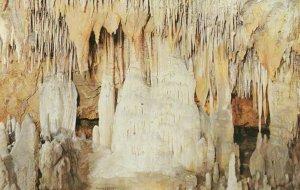 Florida Caverns (Caves), MARIANNA , Florida , 1950-60s ; Cathedral Room