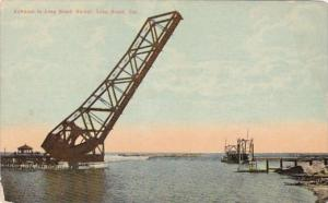 California Long Beach Entrance To Long Beach Harbor