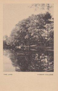 POUGHKEEPSIE, New York , 10-30s; The Lake, Vassar College