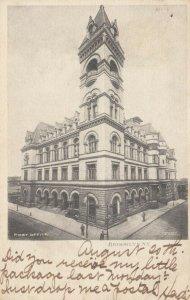 BROOKLYN , New York , 1905 ; Post Office