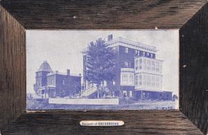 SHERBROOKE , Quebec, Canada, PU-1909 ; Protestant Hospital