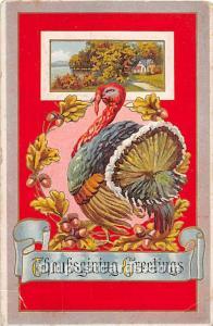Thanksgiving 1912 Missing Stamp