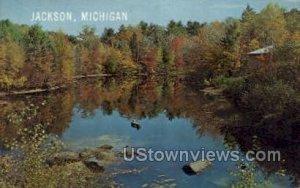 Jackson, Michigan, MI, in Jackson, Michigan
