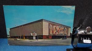 STD Vintage Pershing Municipal Auditorium Lincoln Nebraska Unposted c1964