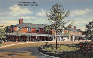 7694  VA Williamsburg   Williamsburg Lodge Motel