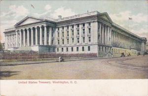 United States Treasury Washington D C