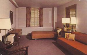 Illini Union University Illionois Champaign-Urbana - Guest Room, PU-1969