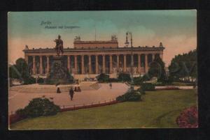 059006 GERMANY Berlin Museum mit Lustgart Vintage PC