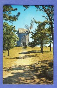 Chatham, Mass/MA Postcard, The Old Grist Mill, Cape Cod