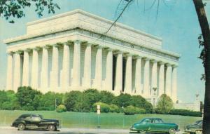 USA Lincoln Memorial Washington DC 01.67