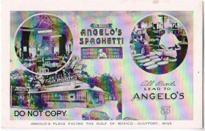 Angelo's Apaghetti, Gulfport Miss