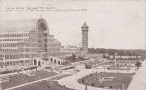 View from Italian Terrace , Crystal Palace , 00-10s