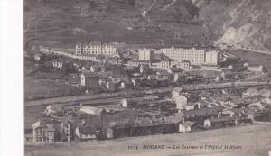 MODANE, Les Casernes et l'Hopital Militaire, Savoie, France, 00-10s
