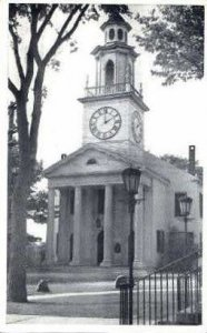 The South Congregational Church in Kennebunkport, Maine