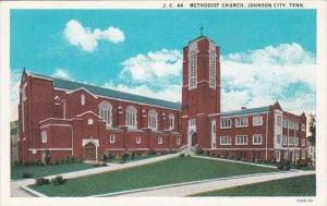 Tennessee Johnson City Methdist Church