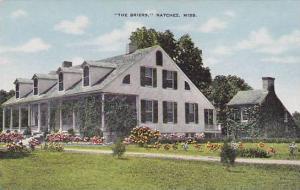 The Briers, Natchez, Mississippi,  30-40s