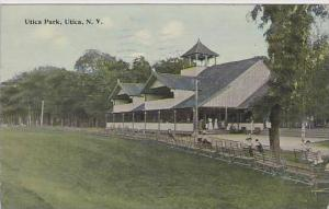 New York Utica Utica Park