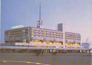 Russia Leningrad Seaport Arrival &  Departure Building