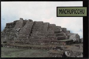 Machupicchu - Fatto Peru