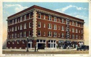 Hotel Southland - Macon, Georgia GA