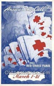 Red Cross Unused