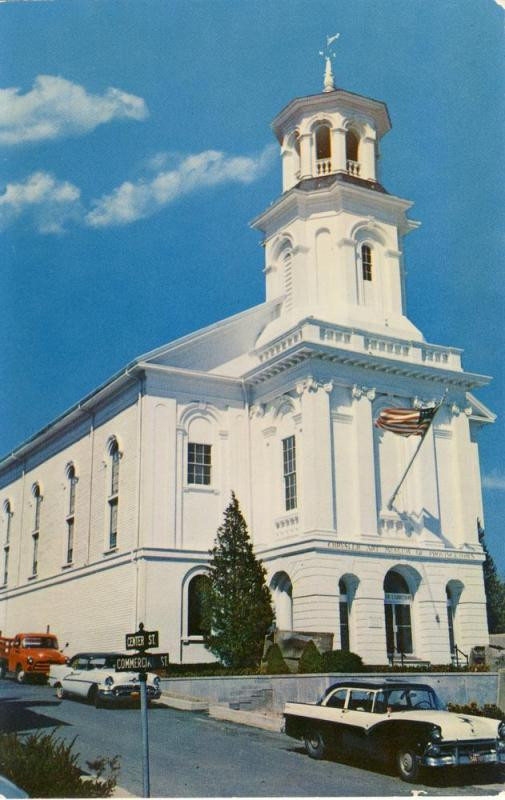 Provincetown M Ma Postcard Chrysler Art Museum Cape Cod Hippostcard