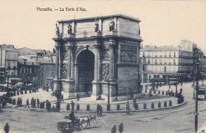 France Marseilles La Porte d'Aix