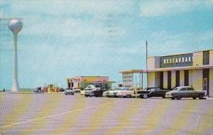 Turnpike Service Area Kansas Turnpike Oklahoma City Oklahoma 1922