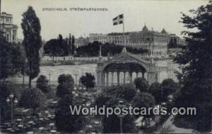 Sweden, Sverige Stromparterren, Stockholm Stromparterren