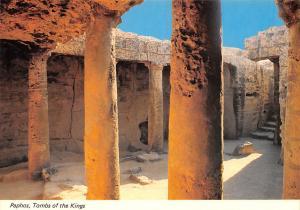 Cyprus Tombs of the Kings Paphos