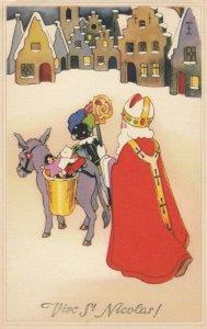 CHRISTMAS,1920-30s ; Vive St. Nicolas!