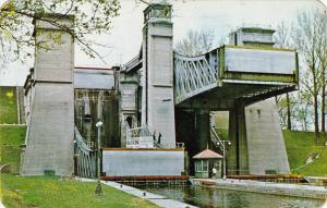 Liftlocks, PETERBOROUGH, Ontario, Canada, 40-60's
