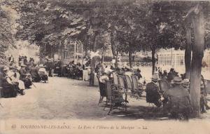 Le Parc A l'Heure De La Musique, Bourbonne-Les-Bains (Haute Marne), France, P...