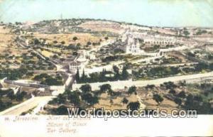 Jerusalem, Israel Mont des Oliviers, Mt of Olives Mont des Oliviers, Mt of Ol...
