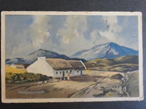 Ireland DONEGAL The Road to The Mountains - Old PC by Scholastic Prod