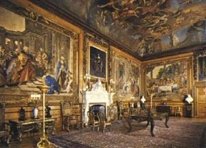 POSTAL 56874: Windsor Castle: The Queen s Presence Chamber