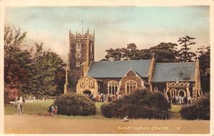 England Sandringham Church Kirche Eglise 1956