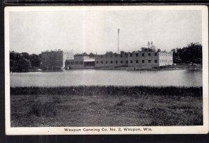 Waupun Canning Co No 2,Waupun,WI