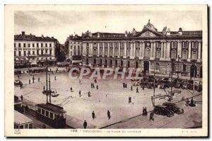 Old Postcard Toulouse Place du Capitole