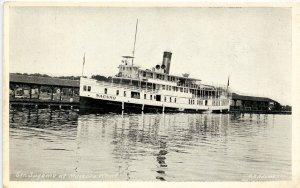 Muskoka Lakes Navigation - SS Sagamo