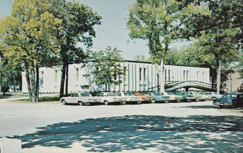 NEW ULM, Minnesota, 1950-1960s; Luther College Library