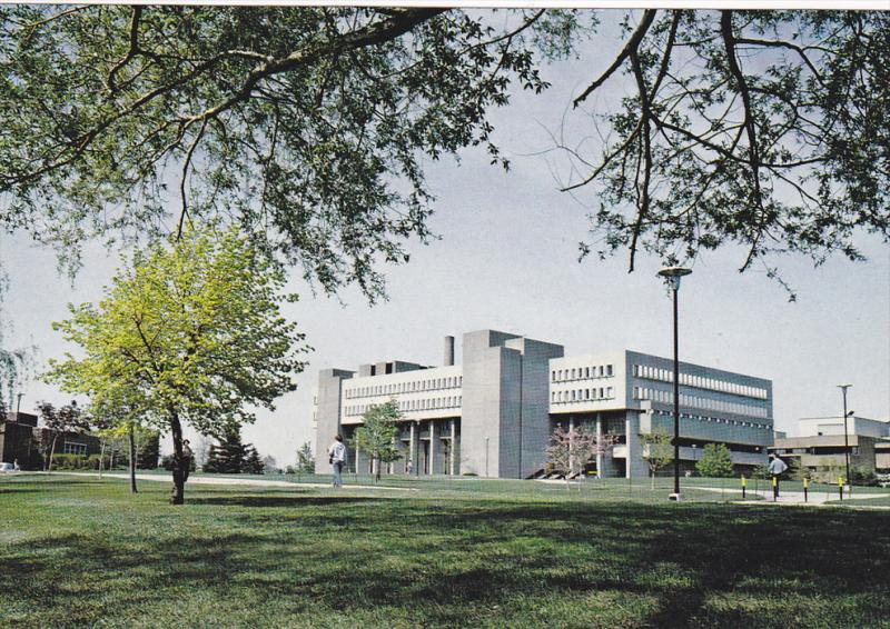 Mathematics and Computer Building, University of Waterloo,  Kitchener,  Ontar...
