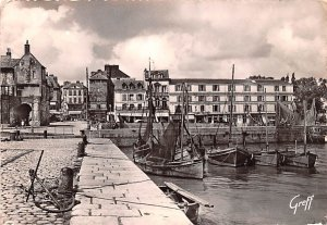 Le Port et l'Hotel du Cheval Blanc Honfleur France Unused