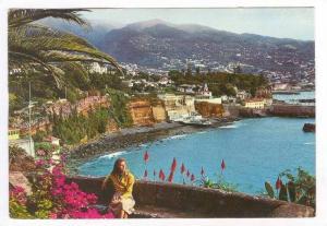 Madeira - Funchal-Portugal, La Ville et le port, 50-70s