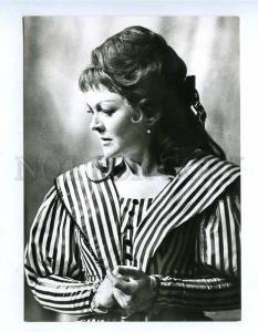 181532 English Opera singer Margaret Curfy old postcard