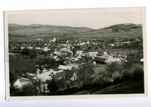 172378 CZECH Stitna Nad Vlari-Popov Vintage photo postcard