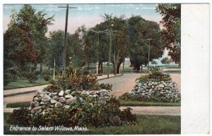 Entrance to Salem Willows, Mass