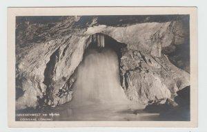 Vintage Postcard RPPC Austria Salzburg Tennen Mountains Tennengebirge Alps 1925